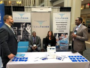 TeraThink at the 2018 AGA NLT