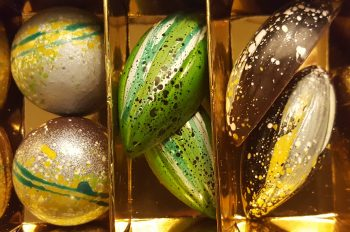 Craft, hand-painted chocolates are the ultimate in user experience.