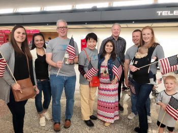 TeraThink Ready to welcome veterans at Honor Flight in Dulles Airport